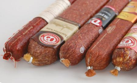 Коллагеновая колбасная оболочка «Натурин»и «Натурин-С»