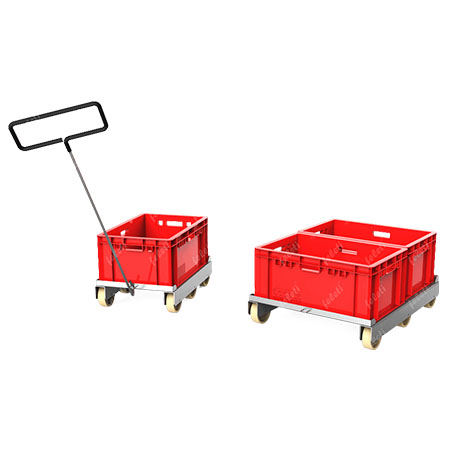 Тележка для транспортировки ящиков