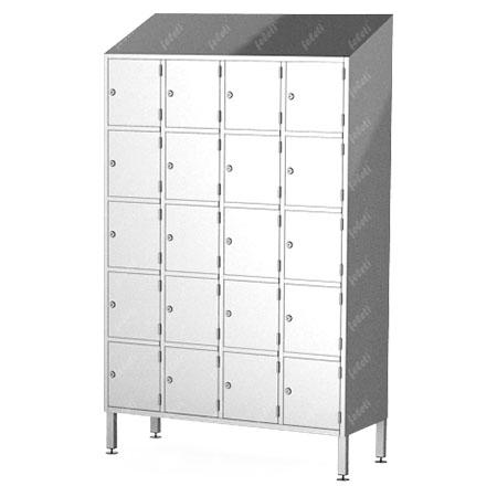 Шкафчики для хранения вещей
