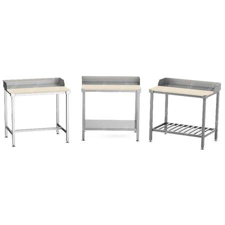 Столы производственные СПСП (с отбортовкой)